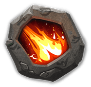 Fiery Comet Insignia - Gain 25% ATK. When attacking, deal 160% ATK DMG to, and remove buffs from, 2 random enemy Heroes. (Ignores and removes Elusive. CD: 8s)