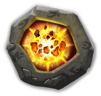 Self Destruct Crest IV - Deals 100% damage to nearby enemies upon death.
