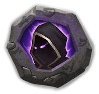 Feint Insignia - Increases ATK by 26% and Dodge by 4% in battle.