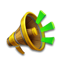 Loudspeaker - Use to post a message in World Chat.