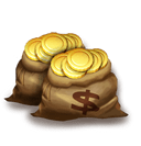 Gold Pack II - You got 50000 Gold!