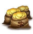 Gold Pack III - You got 300000 Gold!
