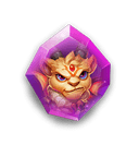 Pure Chimera Crystal