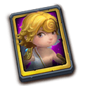 Cupid Card - Hires the legendary Hero, Cupid.