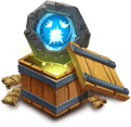 Scatter Set Lv1 - Grants a set of Scatter Crests. - Reduces target