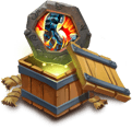 Stone Skin Set Lv1 - Grants a set of Stone Skin Crests. - Reduces damage taken by 5%.