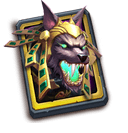 Anubis - Hires the Legendary Hero, Anubis.