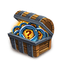 Infernal Box - Grants random rewards.