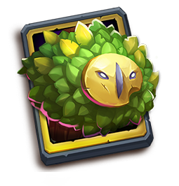 Plant Warrior - Hires the legendary Hero, Plant Warrior.