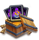 Fine Enchantment Chest - Grants a random Lv4 or Lv5 Enchantment.