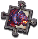 Ancient Dragon Scrap - Exchanges for the specific Moltanica Skin. Use to enhance Skin Effects.