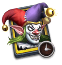 Evil Clown Trial Card - Use to get Vlad Dracula