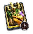 Leafy Dragon Trial Card - Use to get Arctica