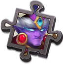 Lampless Genie Scrap - Exchanges for the specific Phantom King Skin. Use to enhance Skin Effects.
