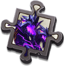 Dark Storm Scrap - Blitz Gauntlet Season 1 Exclusive Reward. Grants the specific Demogorgon Skin.