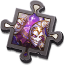 Eclipser Scrap - Blitz Gauntlet Season 3 Exclusive Reward. Grants the specific Bogeyman Skin.