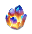 Apex Crystal - Use to raise Breakthrough Lv (from Lv 21-30).