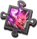 Cursed Imp Scrap - Exchanges for the specific Rune Master Skin. Use to enhance Skin Effects.