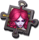 Vampire Queen Scrap - Exchanges for the specific Royal Mummy Skin. Use to enhance Skin Effects.