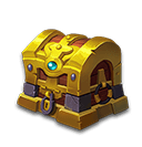 Rare Sea Chest I - Open to get some rewards.