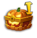Halloween Chest I