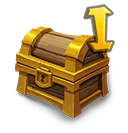 Guild Supplies Chest I - Grants random rare loot.