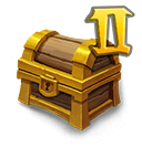 Fortress Chest II - Grants random rare loot.