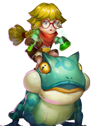 Professor Ribbit