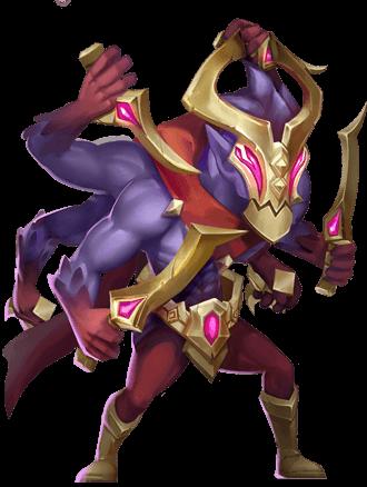 Heroes: Asura   Castle Clash