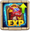 Here Be Monsters EXP Bonus