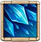 Ice Cloud Deals total DMG of up to 510% ATK to nearby enemy targets for 5s, and freezes them for 0.4s whenever they take damage from this skill. Hero gains immunity to Stun and Fear for 5s. (Cooldown: 7.5s. When attacked, Hero recovers HP equal to 200% ATK. Cooldown: 0.2s.)